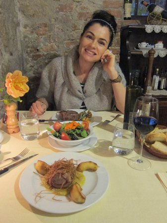 La Taverna di Moranda : Great Dinner 1