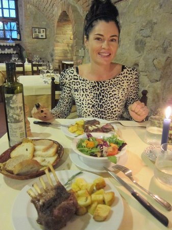 La Taverna di Moranda : Great Dinner 2