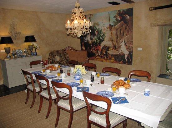 Manoir de Kerledan : Dining Room - breakfast & dinner
