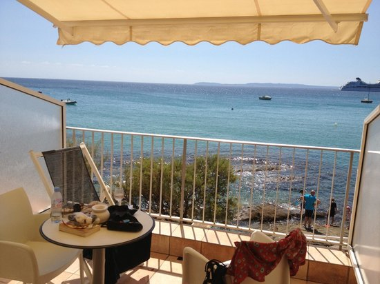 Roc Hotel: Amazing sea view