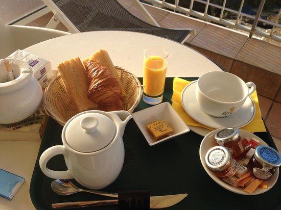 Roc Hotel: Breakfast