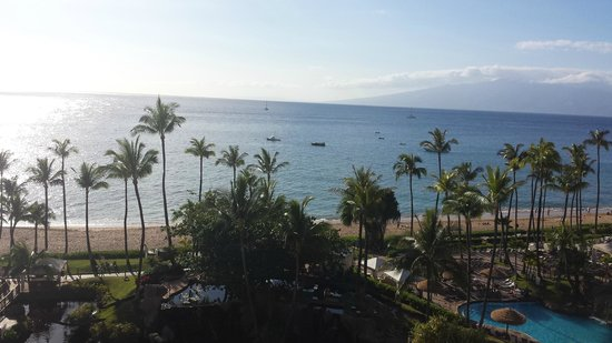 The Westin Maui Resort & Spa : View from the balcony