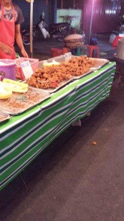 Langkawi Night Market: chicken