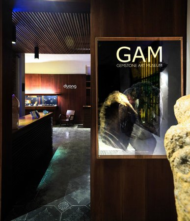 GAM Gemstone Art Museum & Winebar