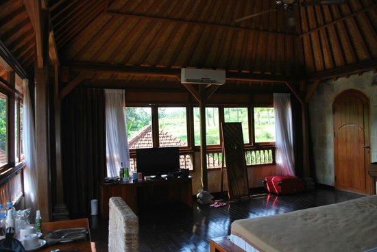 Hotel Villa-Ubud: Uluwatu Room