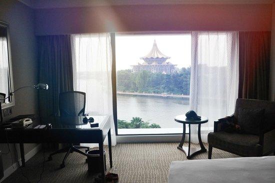 Hilton Kuching: view
