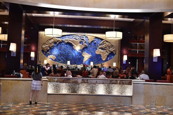 Hilton Americas - Houston: cantina