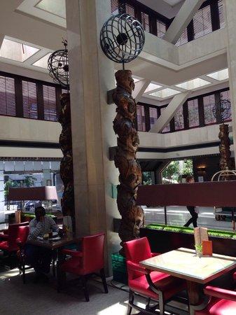 Melia  Castilla : Lobby bar