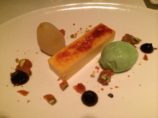 The Point Revolving Restaurant : Dessert