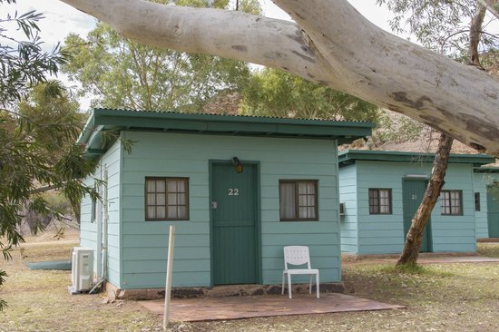 Ross River Resort : My cabin