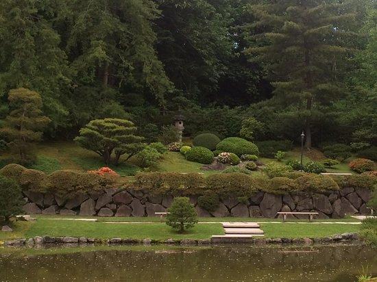Washington Park Arboretum : Japanese Garden