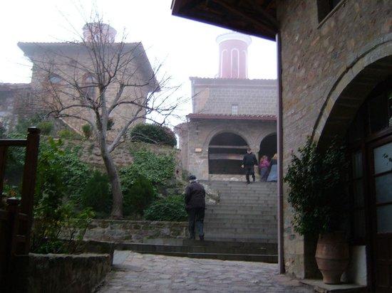 Agios Stefanos: Agios Stephanos - exterior