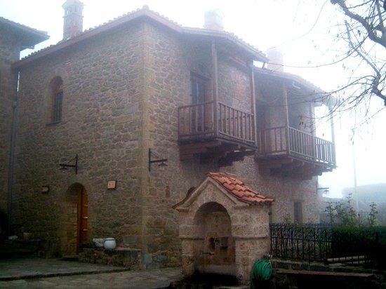 Agios Stefanos: Museum