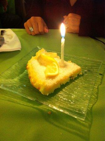 Le Passage: Et le dessert!!! Tarte au citron