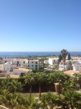 Sao Rafael Suites: View from balcony