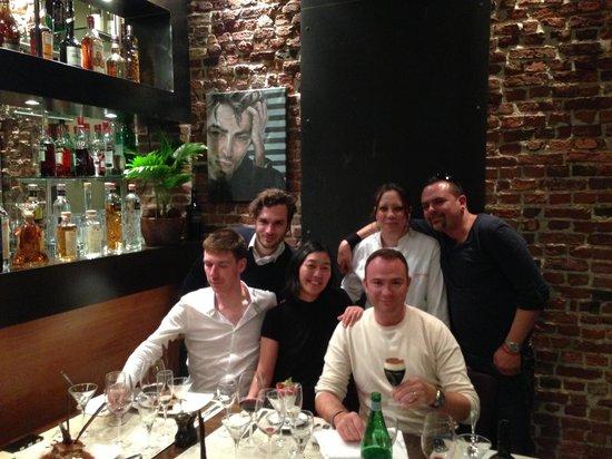 Bocca d'Oro: Samen met de kok