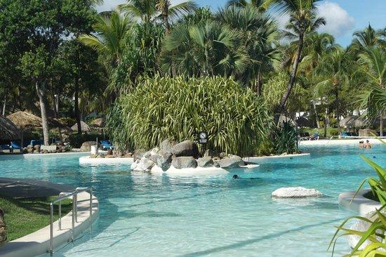 Bavaro Princess All Suites Resort, Spa & Casino: Бассейн отеля