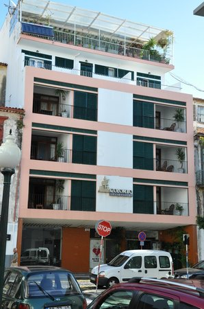 Residencial Colombo: Hotel Colombo