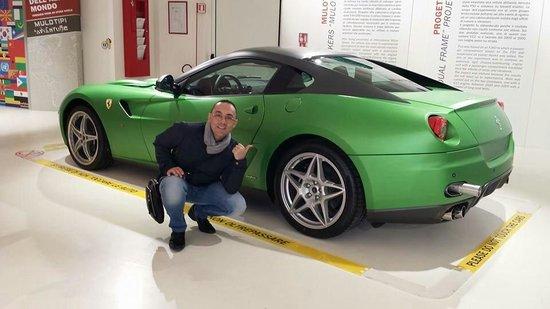 Museo Ferrari: Verde