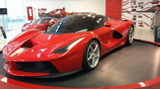 Museo Ferrari: La Ferrari