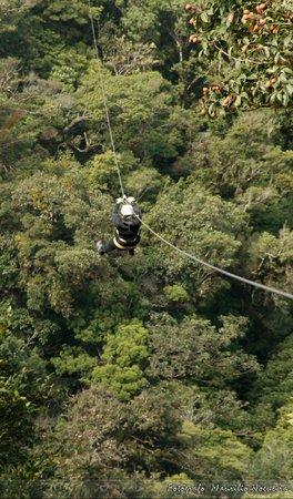 Costa Rica Sky Adventures - Arenal Park: Tirolessa