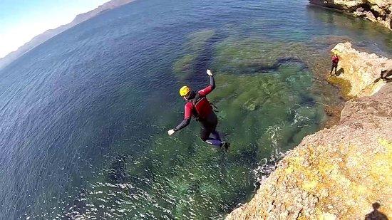 Experience Mallorca: 6m jump... :D