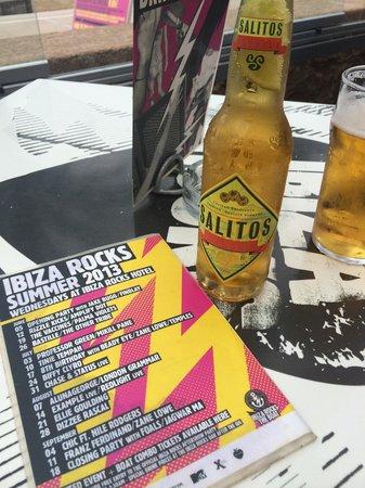 Ibiza Rocks Bar and Diner : Love this drink