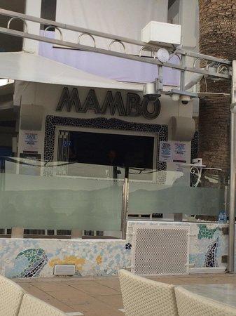 Cafe Mambo : Dj booth