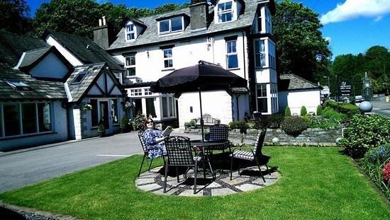 Hawksmoor Lakeland Guesthouse: Happy times