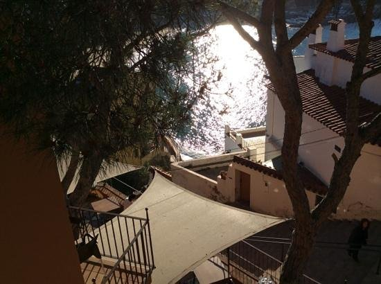 Casamar Hotel : view from balcony