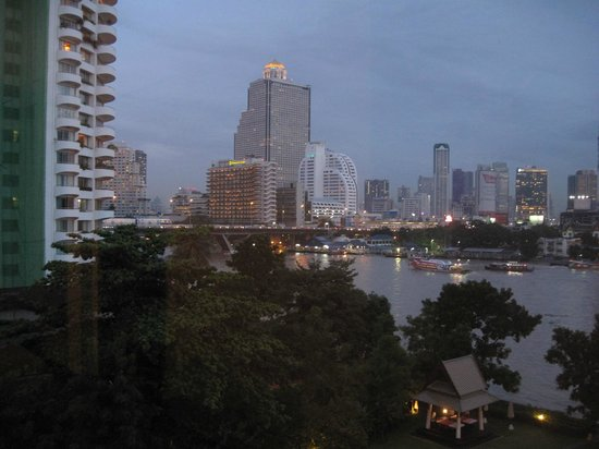ibis Bangkok Riverside : view from the room