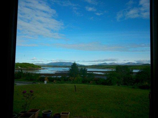 Loch Creran View : Vistas