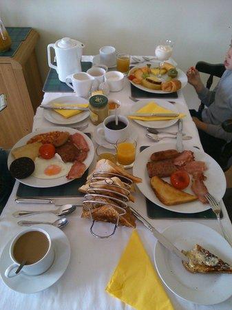 Loch Creran View : Desayunos