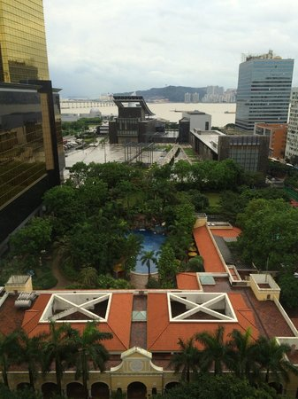 Grand Lapa Macau : View from room 1510