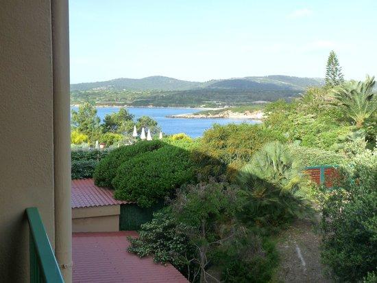 Hotel dei Pini : Blick vom Balkon