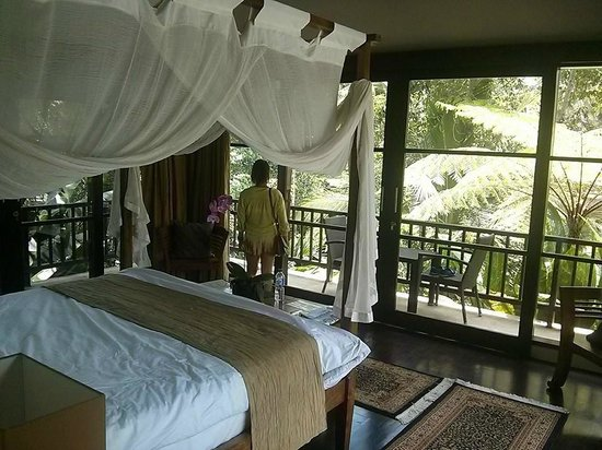 Villa Saraswati : Beautiful and spacious room!