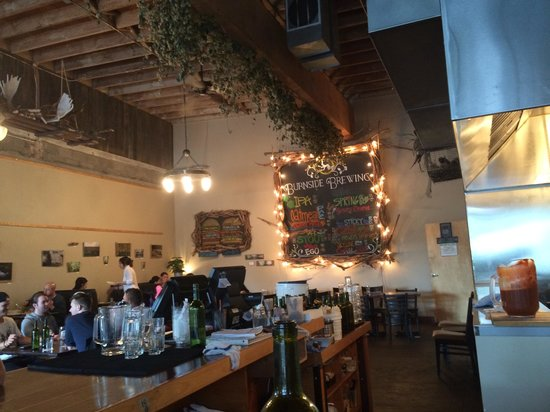 Burnside Brewing Company- your friendly neighborhood bar