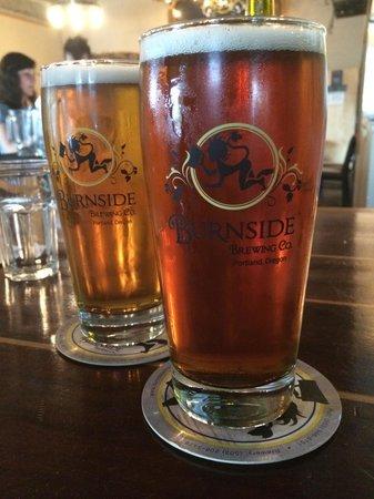Burnside Brewing Company: Skyline Extra Pale & Spring Rye