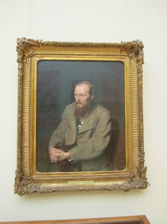 Galerie Tretiakov (Lavrouchinski) : Достоевский