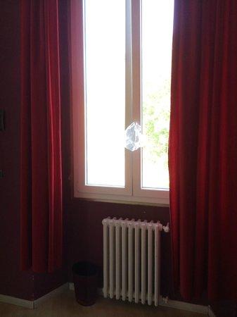Hotel Benvenuti Florence: Window