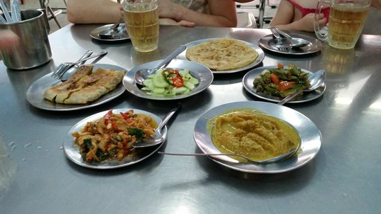 Bangkok Food Tours: Thai Muslim Foods