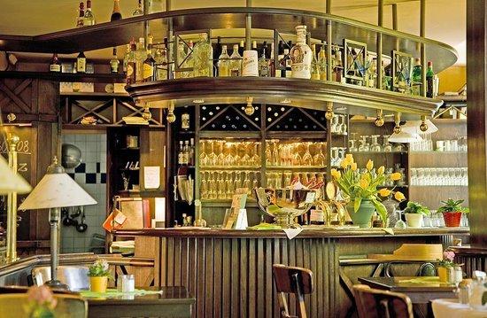 Hotel-Restaurant Kronprinz: Bar