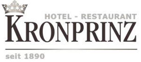 Hotel-Restaurant Kronprinz: Unser Logo