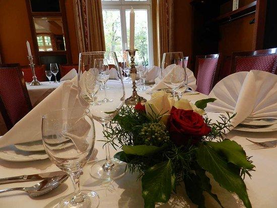 Hotel-Restaurant Kronprinz: Feierlichkeit