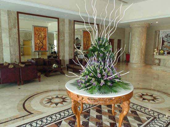 Accord Puducherry : Lobby