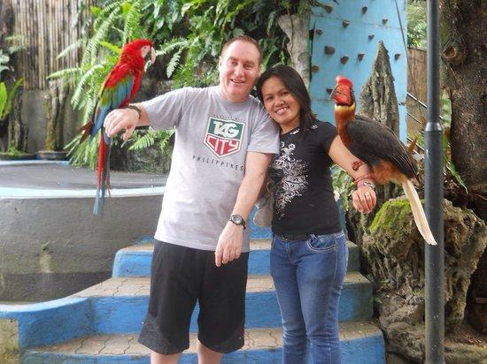 Manila Zoo: Damien Auksorius
