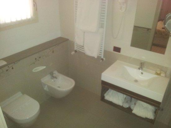 Hotel La Cartiera : bagno