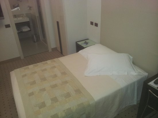 Hotel La Cartiera: camera