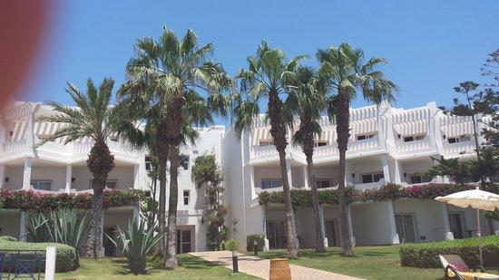 IBEROSTAR Founty Beach : Our rooms, ground floor (3040)