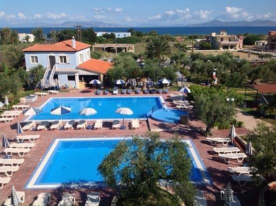 Filoxenia Hotel Apartments : filoxenia Rhodes